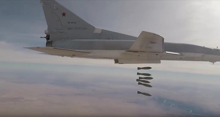 """Рассекречены испытания гиперзвуковой ракеты """"Кинжал"""" на  военном Ту-22М3"""