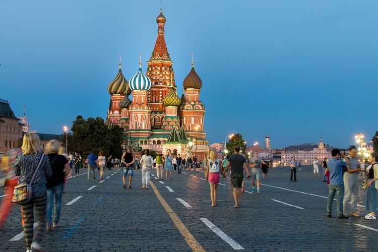 В Москве  температура воздуха поднимется выше 20 градусов