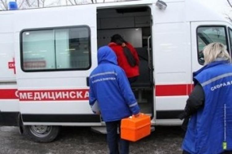 """В ДТП со """"скорой""""погибла медсестра,  водитель и фельдшер получили травмы"""