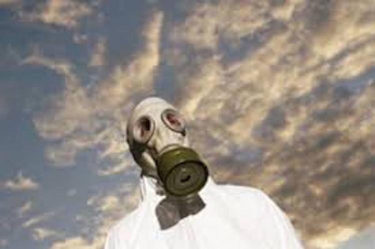 Крым занял 5-е место в рейтинге регионов страны с самым грязным воздухом