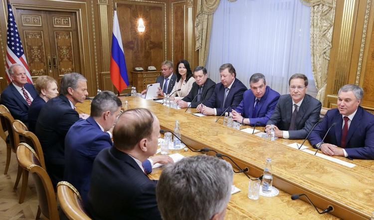 Увидим ли мы американскую делегацию в Крыму?