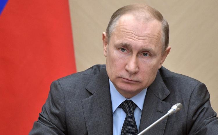 Владимир Путин оценил макроэкономическую ситуацию в России
