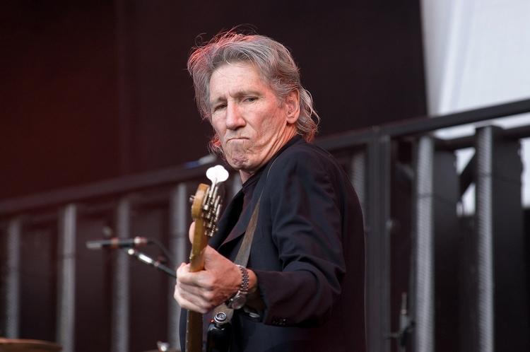 Роджер Уотерс из Pink Floyd раскритиковал Трампа на концерте в Лондоне