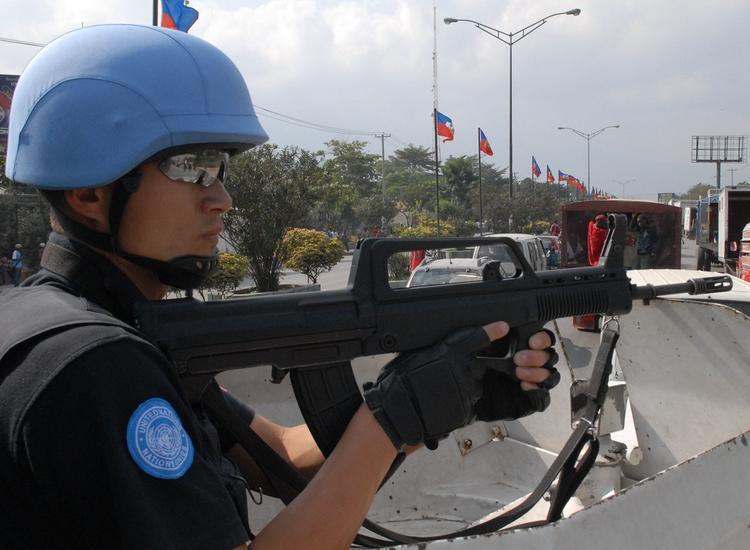 Раскрыта роль миротворцев ООН в готовящемся вторжении украинской армии в Донбасс