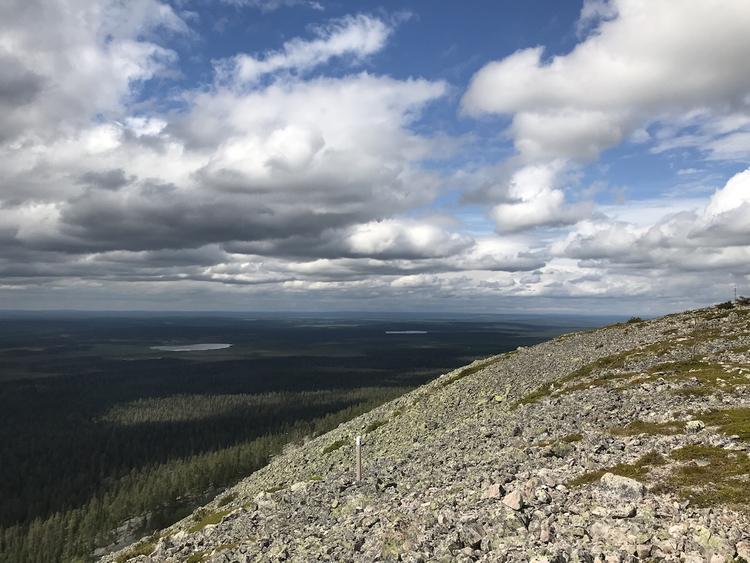 Путевые заметки. Финляндия. Часть первая. Город двух государств, Лапландия