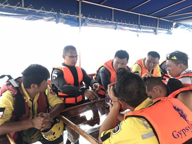 СМИ: в Таиланде вновь начали эвакуировать людей из пещеры Кхао Луанг
