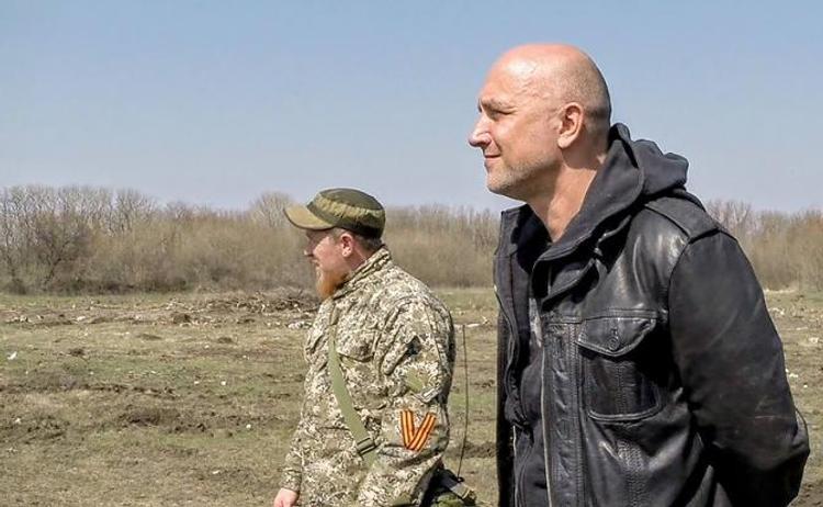 Захар Прилепин в июле уходит из командования армии ДНР