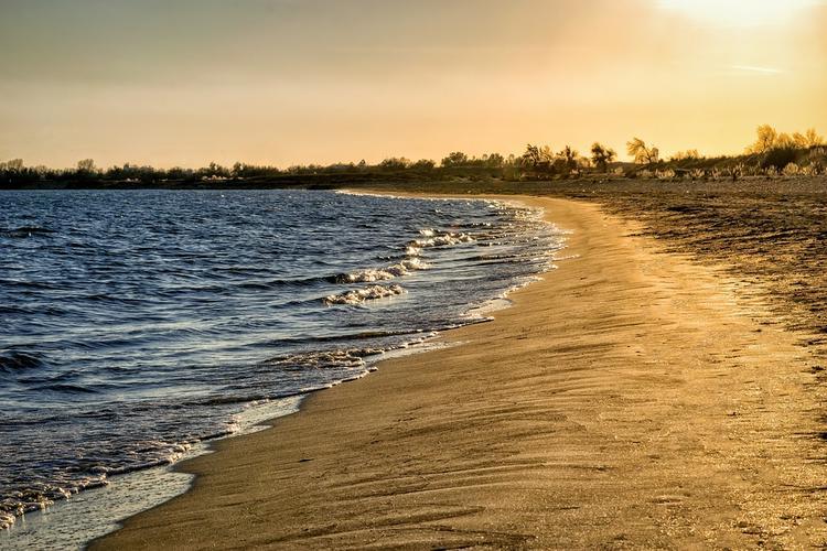На пляжах Анапы и Геленджика запретили купаться
