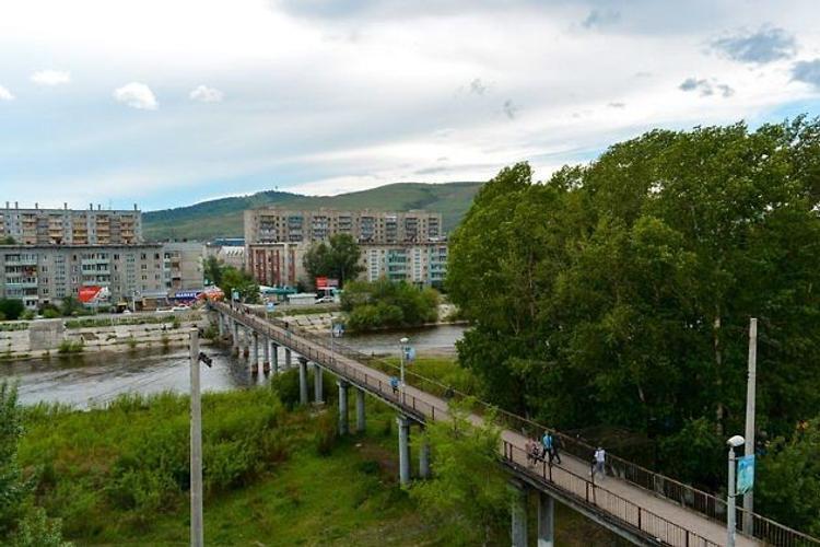 В Забайкальском крае уровень воды превысил критическую отметку