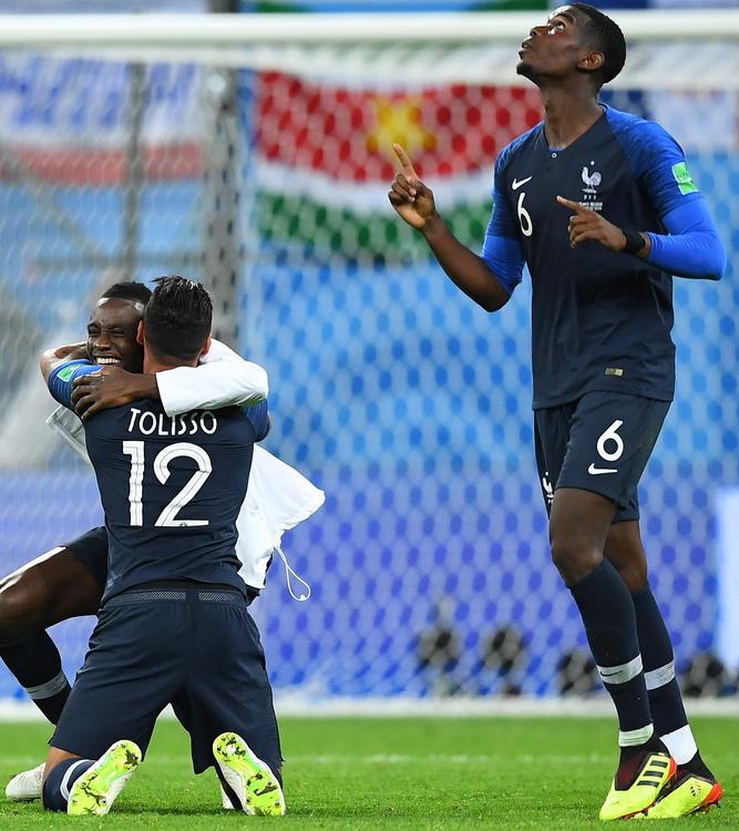 Франция обыграла Бельгию 1:0 и вышла в финал ЧМ-2018
