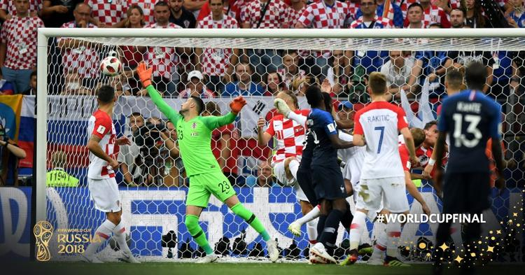 Хорватия сравняла счет - 1:1, забил Иван Перишич