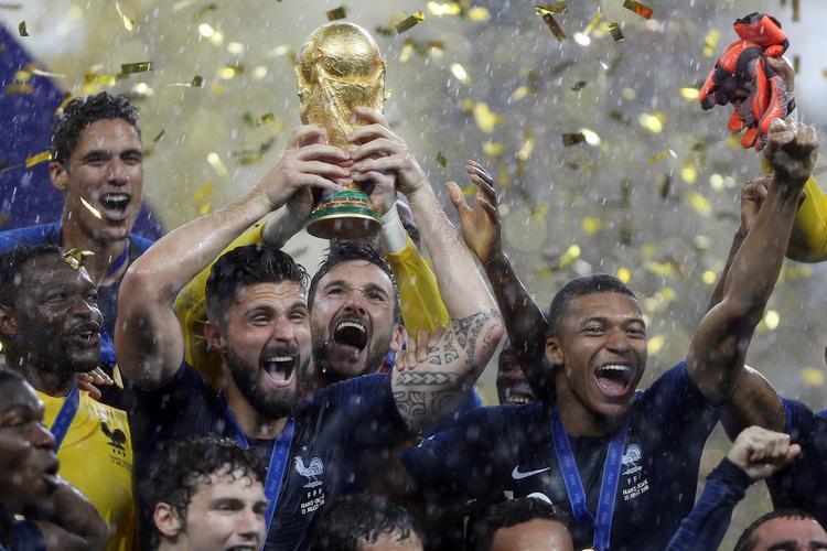«Прорывная семерка» чемпионата мира 2018