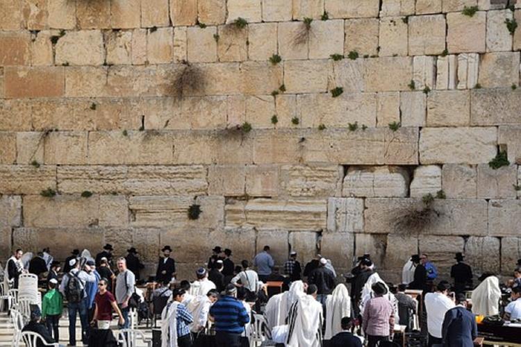 У стены Плача в Иерусалиме случилось чудо