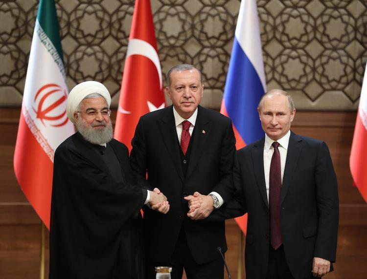 Турецкий вопрос объединяет страны, попавшие под санкции