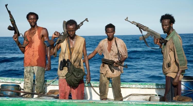 Сомалийские пираты живут на немецкую социальную помощь