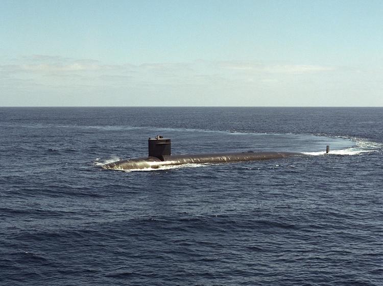 СМИ: к Средиземному морю подошла атомная подлодка США, вооруженная ракетами