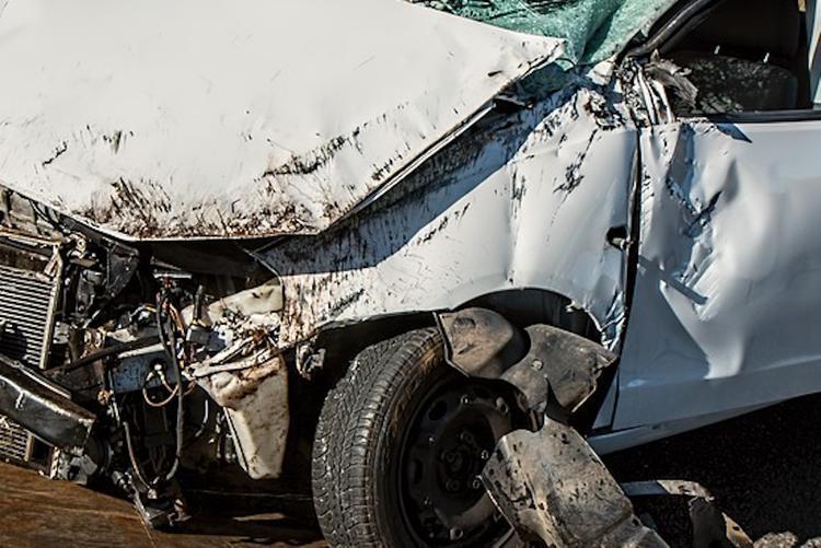 В Самарской области столкнулись четыре автомобиля, пятеро погибших