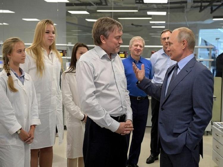 Владимир Путин рассказал, как он смог добиться успеха