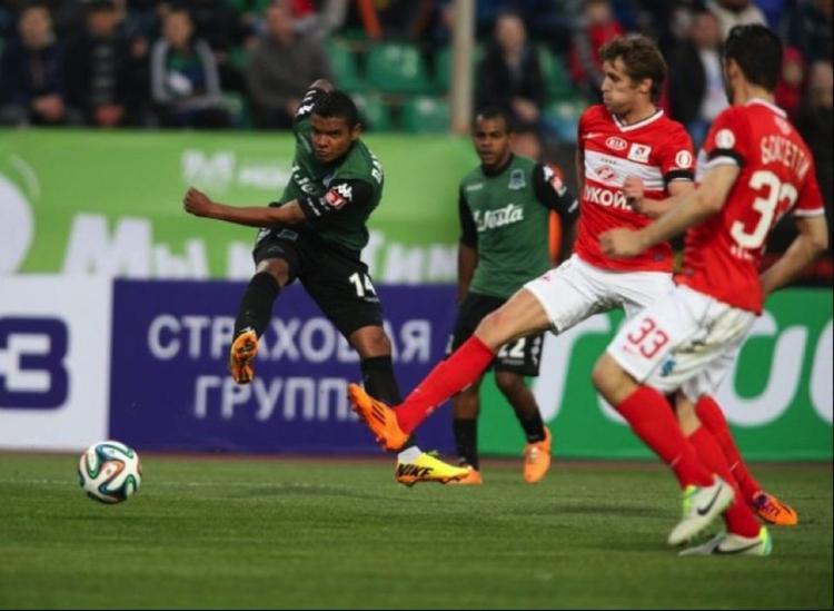 «Краснодар» - «Локомотив» 2:1