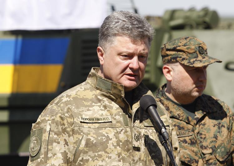 Приказ на убийство Александра Захарченко мог отдать Порошенко