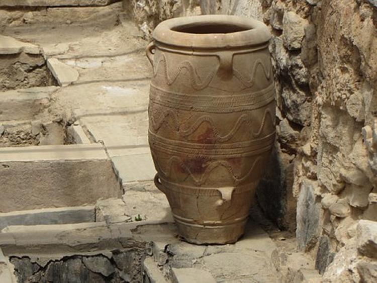 НаДону найдено древнее погребение младенцев
