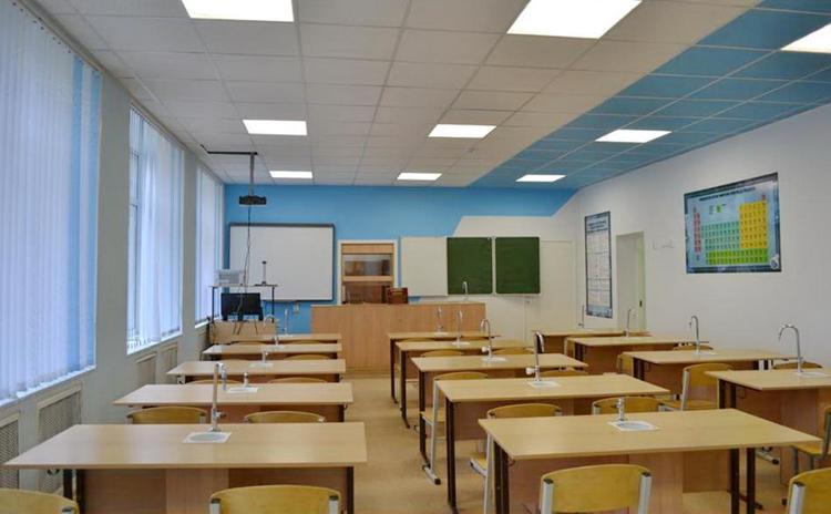 АО «Транснефть – Урал» оснастило кабинеты точных наук в школе поселка Травники