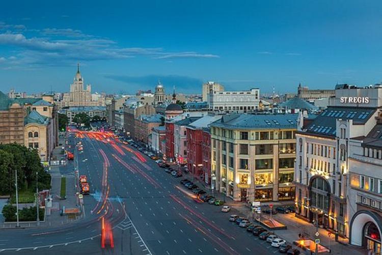 Какую погоду прогнозируют на этой неделе в Москве