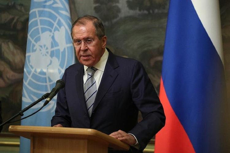 """Сергей Лавров """"снимает шляпу"""" перед британскими дипломатами"""