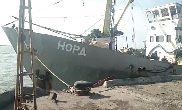 Омбудсмен Денисова заявила о невозможности обмена моряков