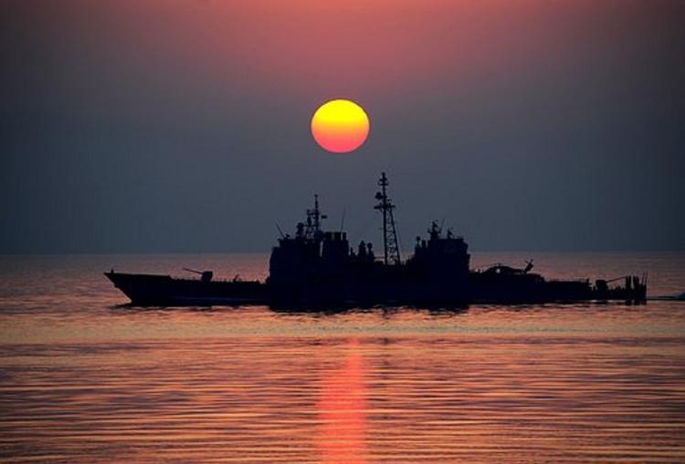Япония заявила о проходе через Лаперуза рекордного числа военных кораблей РФ