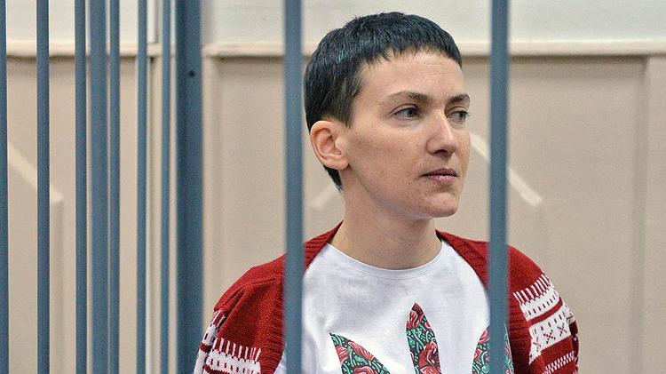 Суд в Киеве оставил Савченко под арестом еще на два месяца