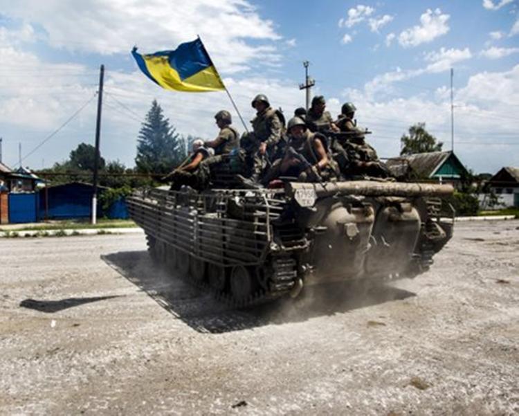 Силовики создали ударную группировку для атаки на позиции ДНР