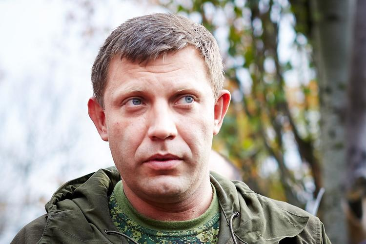 Разин предложил переименовать московский переулок в честь убитого главы ДНР