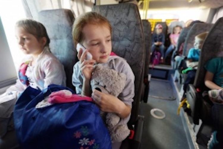 На оздоровление и отдых из Армянска вывезли  около 3 тыс. детей