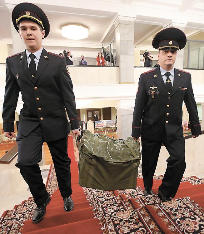 Теневой бюджет России