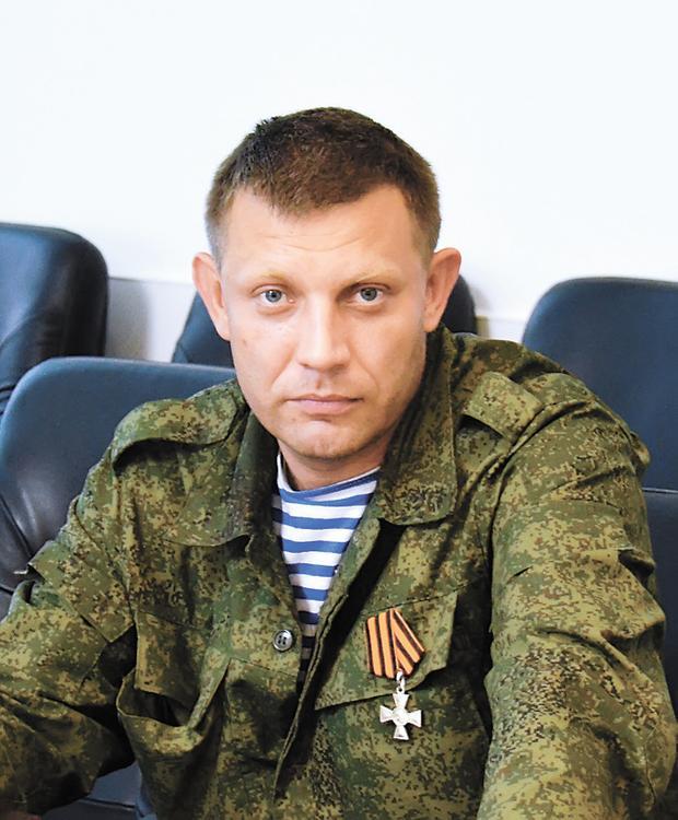 Кто ответит за смерть Александра Захарченко?