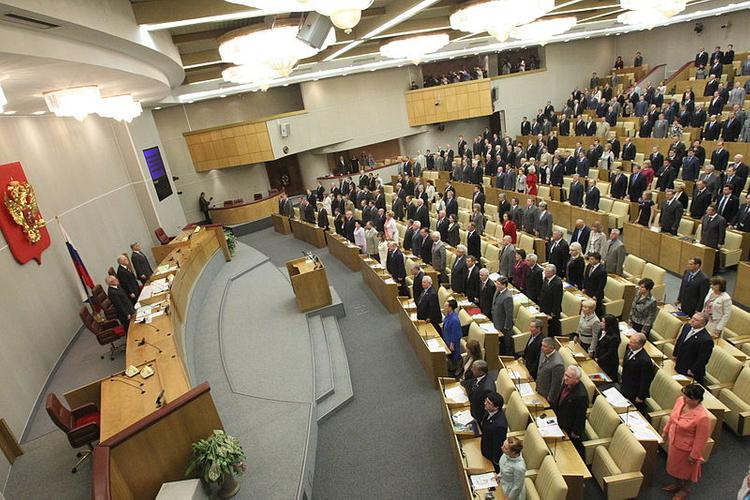 «Единая Россия» внесла первые поправки в пенсионный проект в Госдуму