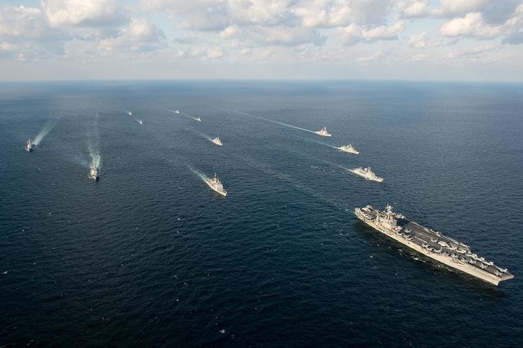 Эксперт раскрыл тактику России в вероятной морской войне с Соединенными Штатами