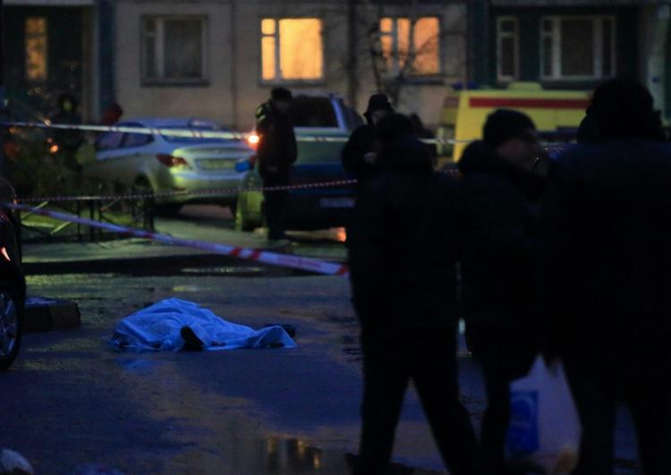 В Подольске нашли труп женщины двухнедельной давности