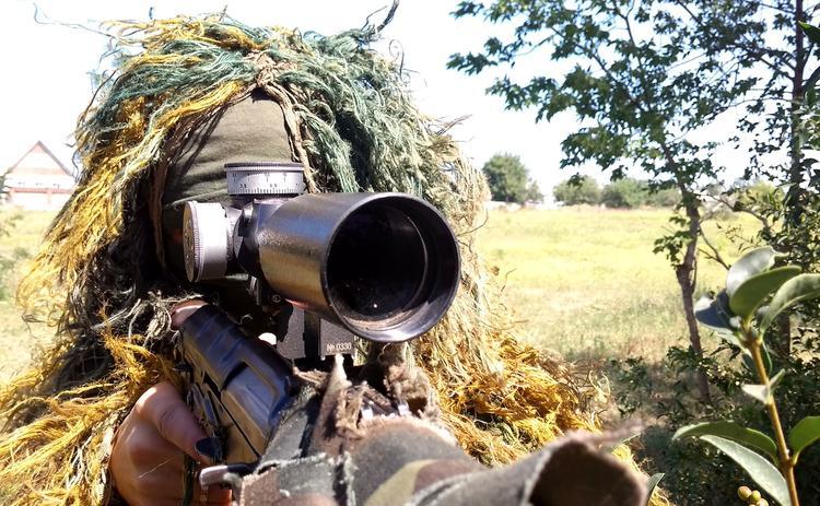 На Донбассе раскрыли секрет легендарного снайпера