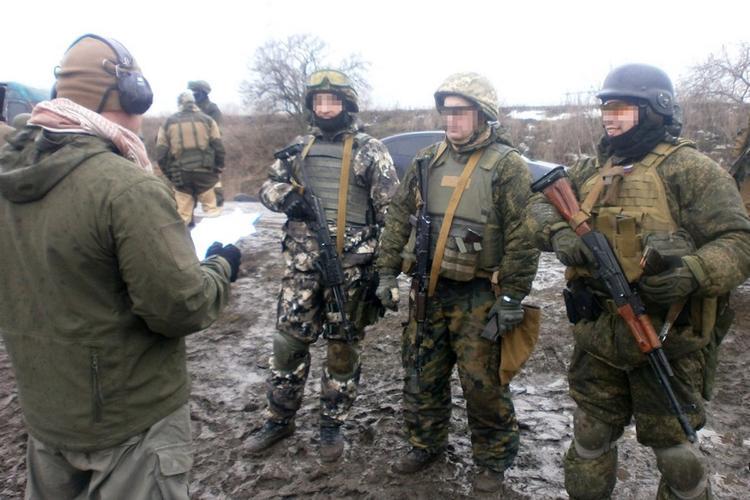 На Донбассе спецназ попал в скандал