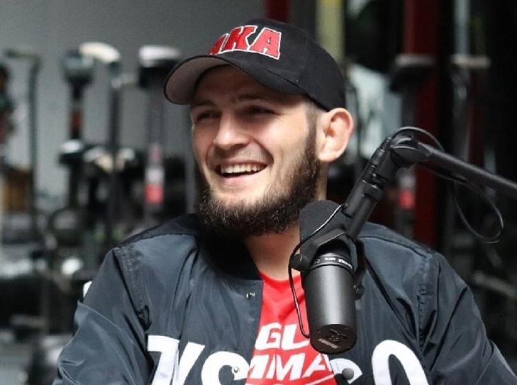 Нурмагомедов ответил на предложение рэпера 50 Cent