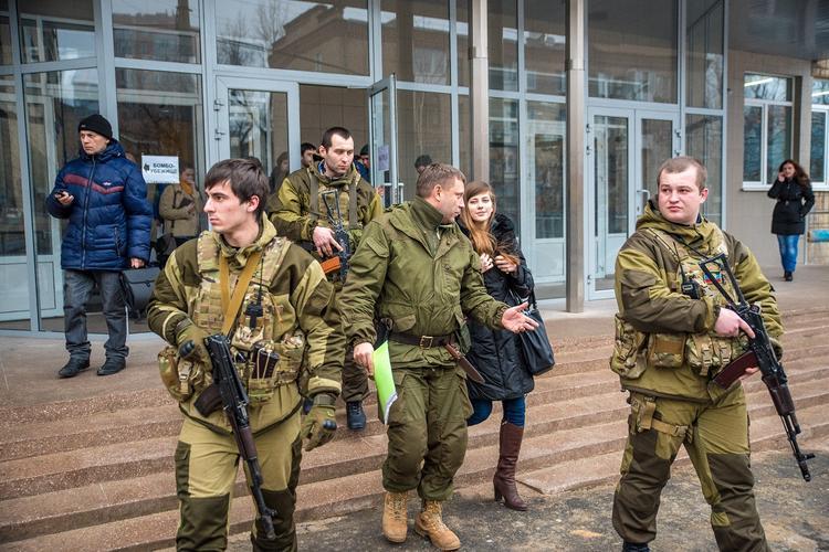 Ветеран международной ЧВК ошибся с указаниями на недостатки охраны Захарченко