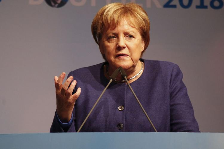 СМИ: Ангела Меркель покинет высокий пост