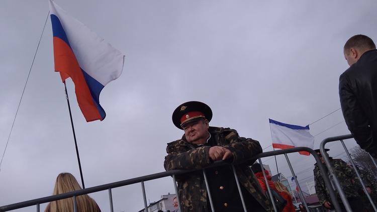 Севастопольских казаков обвинили в трусости