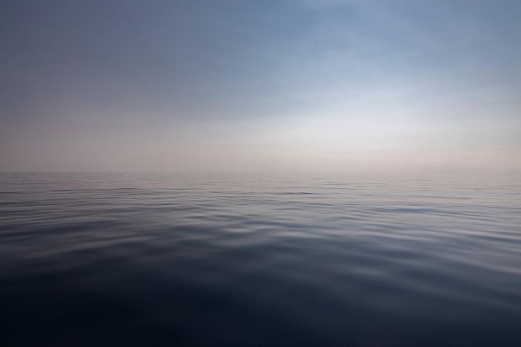Маленький остров исчез у берегов Японии