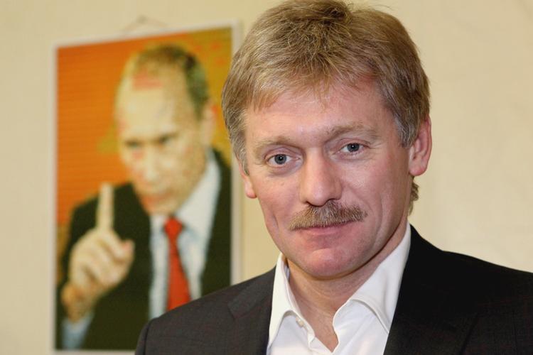 В Кремле посмеялись над заявлением Коломойского