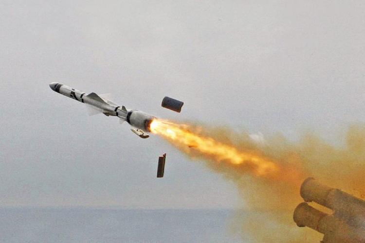 В Киеве назвали цели и задачи ракетных учений у берегов Крыма