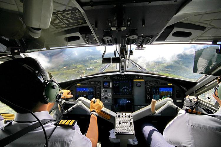 В Росавиации объяснили инцидент с французским самолетом