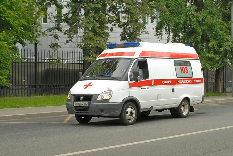 В Краснодарском крае поезд столкнулся с грузовиком, есть пострадавшие